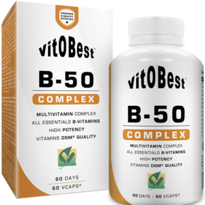 Imagen Vitamina B-Complex